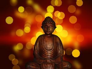 Buddha for medication